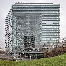 Stadttor in Düsseldorf