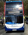 Stagegecoach YN14 OWX in Cheltenham, 2017 (33421549006).jpg