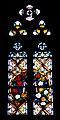 Stained Glass Church of Santa Maria del Pi Barcelona (5832133503).jpg