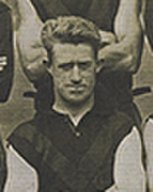 Stan McKenzie (footballer) - McKenzie in May 1925