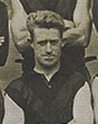 Stan McKenzie (footballer) - McKenzie in May 1925