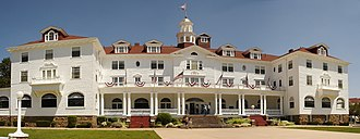 The Shining (novel) - The Stanley Hotel, which hosted King in 1974, served as the inspiration for the Overlook Hotel.