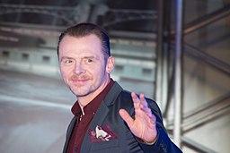 Star Trek Beyond Japan Premiere Red Carpet- Simon Pegg (31316515044)