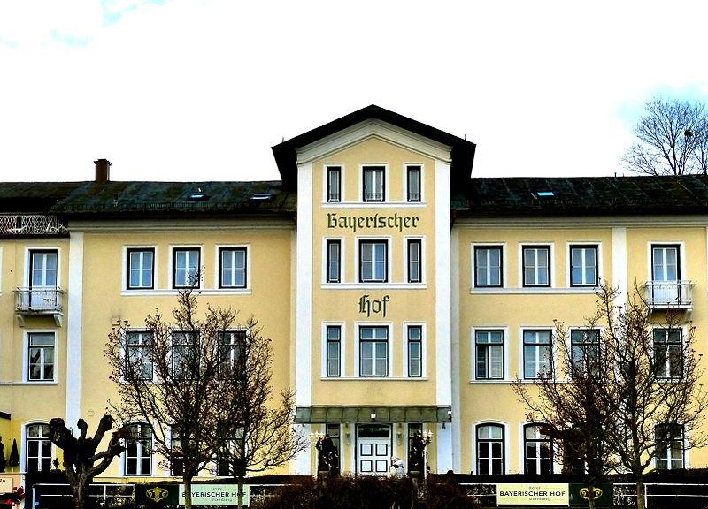Hotel Bayerischer Hof M Ef Bf Bdnchen Adresse