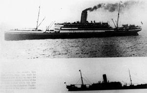 RMS Victorian - Image: State Lib Qld 1 141887 Marloch (ship)