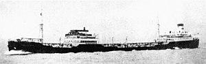 Eagle Oil and Shipping Company - Image: State Lib Qld 1 172031 San Ernesco (ship)