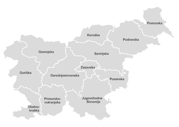 Statistične regije Slovenije
