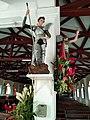 Statue Saint Georges - église sainte Jeanne d'Arc du Vert-Pré, Martinique.jpg
