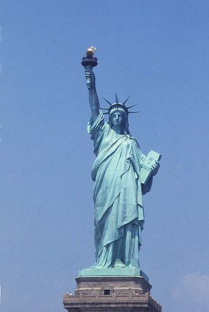 Sculpture of the United States - Statue of Liberty