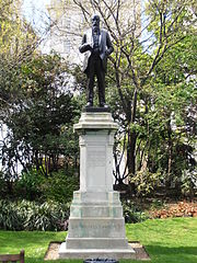 Statue of Wilfrid Lawson