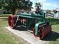 Steam Roller. Tenterfield Rail Museum - panoramio.jpg