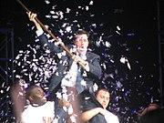 Stephen Colbert at FSU Pow Wow