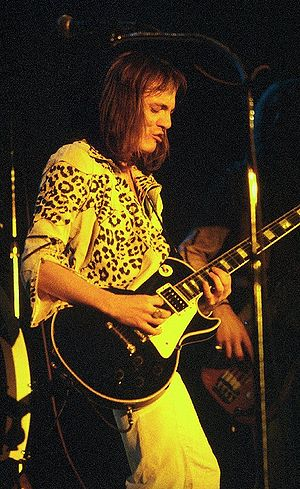 Humble Pie (band) - Steve Marriott in concert, Chicago, 1973