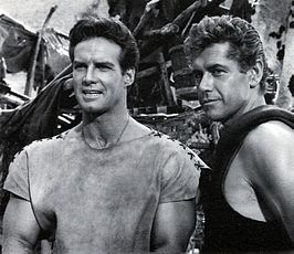 Steve Reeves en Gordon Scott in Romolo e Remo