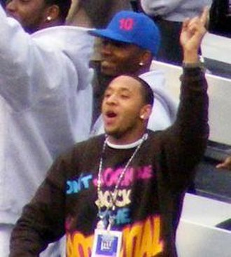 Steve Smith (wide receiver, born 1985) - Smith at the Giants' Super Bowl XLII victory rally
