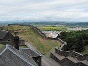 Stirling Castle Nether Bailey