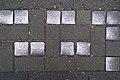 Stolperstein Duisburg 500 Altstadt Mainstraße 15 12 Stolpersteine.jpg