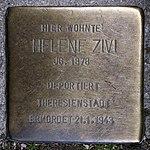 Stolperstein Helene Zivi Müllheim.jpg