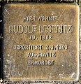 Stolperstein Westfälische Str 31 (Halen) Rudolf Leseritz.jpg