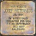 Stolpersteine Salzburg Josef Witternigg.jpg