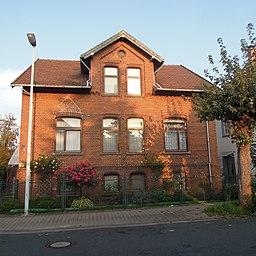 Dammstraße in Bückeburg