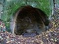 Strahovská zahrada, jeskyně pravá.jpg