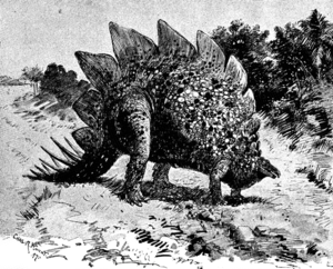 Strange Creatures of the Past - The Armored Dinosaur.png