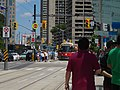 Streetcars on the 509 Harbourfront route, 2016 07 03 (4).JPG - panoramio.jpg