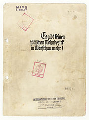 Stroop Report - Cover Page