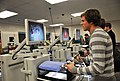 Student at Medical Stimulation Lab (3231921034).jpg