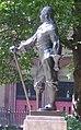 Stuyvesant Square Peter Styvesant statue.jpg