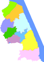 Subdivisions of Yancheng, China.png