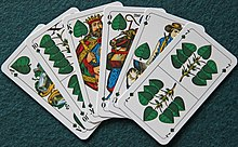 Binokel Spiel