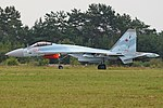 Sukhoi Su-35S 'RF-95849 - 07 red' (37292278916).jpg