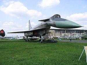 Sukhoi T-4 - Image: Sukhoi T 4 (Monino museum)