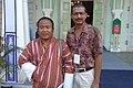 Suman Pokhrel and Tshering Dorji (45472395962).jpg