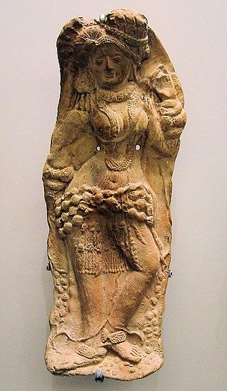 Chandraketugarh -  Chandraketugarh.Sunga Fecondity