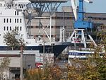 Sunnhordland Flag Port of Paljassaare Tallinn 12 September 2016.jpg