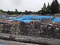 Sunpu catsle archeologica excavation 2018 03.jpg