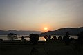 Sunset view from Naryan Maharaj Math,Bamnoli.jpg