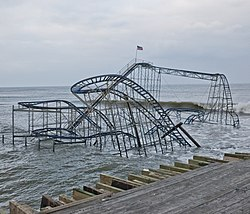 Superstorm Sandy damage in Seaside Heights New Jersey - Star Jet 1.jpg