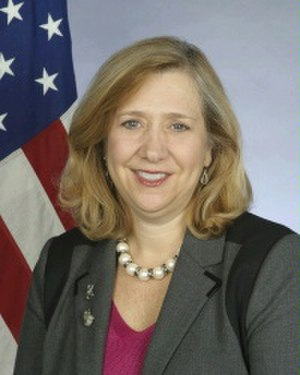 United States Ambassador-at-Large to Monitor and Combat Trafficking in Persons - Image: Susan Coppedge 2015