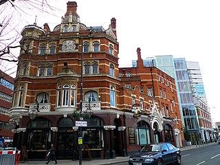 The Swan, Hammersmith pub in Hammersmith, London