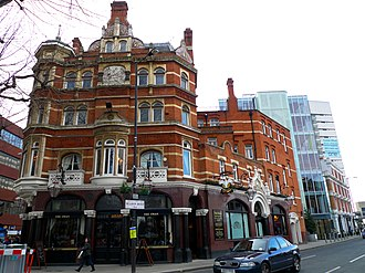 The Swan, Hammersmith - The Swan