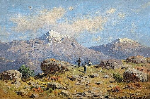 Swieszewski-W Alpach