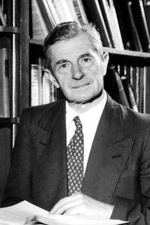 Sydney Chapman (mathematician) - Sydney Chapman 1888 – 1970