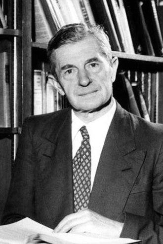 Sydney Chapman (mathematician) - Sydney Chapman 1888–1970