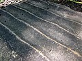 Symmetrical ripple marks (Berea Sandstone, Upper Devonian-Lower Mississippian; Blendon Woods Park, Columbus, Ohio, USA) 2 (35455646600).jpg