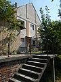 Synagogue, stairs, 2018 Dombóvár.jpg