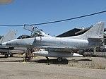 "TA-4J Skyhawk ""Ladyhawk"", port profile (6096992251).jpg"